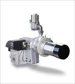 Alarko Tek Kademeli ve Hava Emiş Damper Motorlu Doğal Gaz Brülörü ALG 16 DM 1''