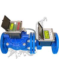 Baylan Ön Ödemeli Ultrasonik Tarımsal Sulama Sayaçları UW-6