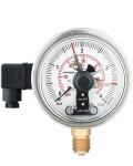 100mm-cift-kontakli-alttan-bağlantili-manometre
